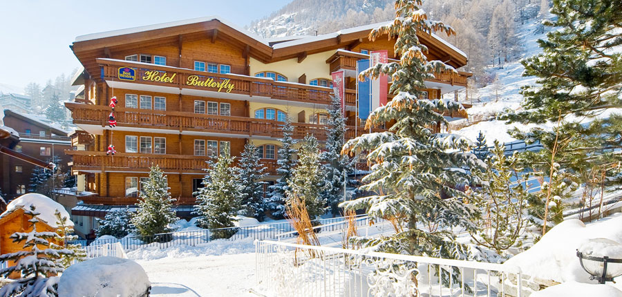 Hotel Butterfly Zermatt Switzerland Ski Holidays